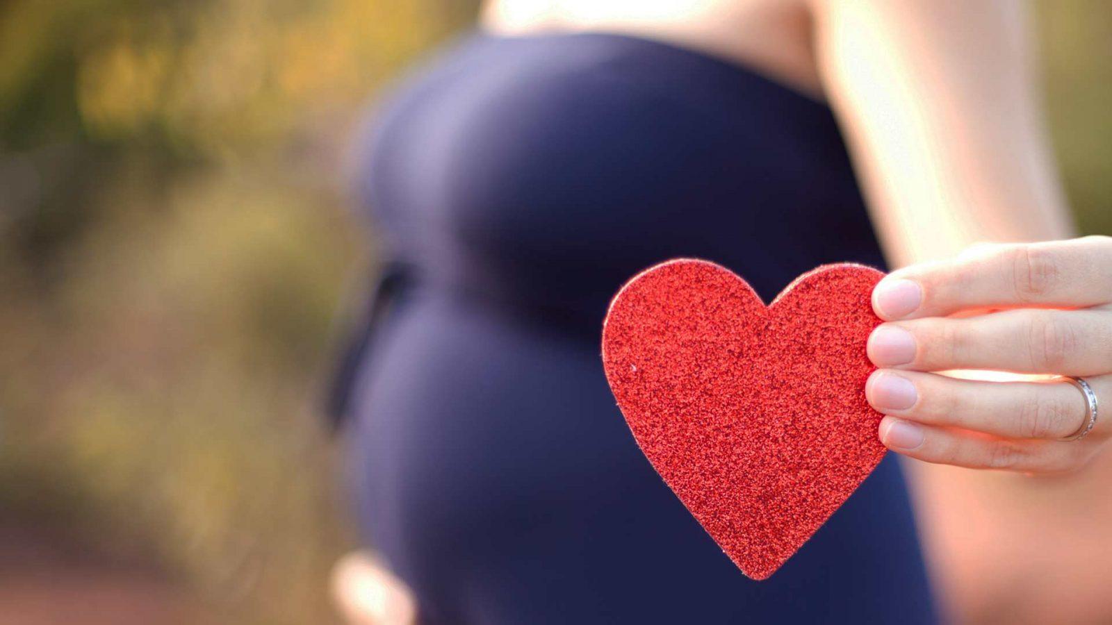 Pregnant woman pic
