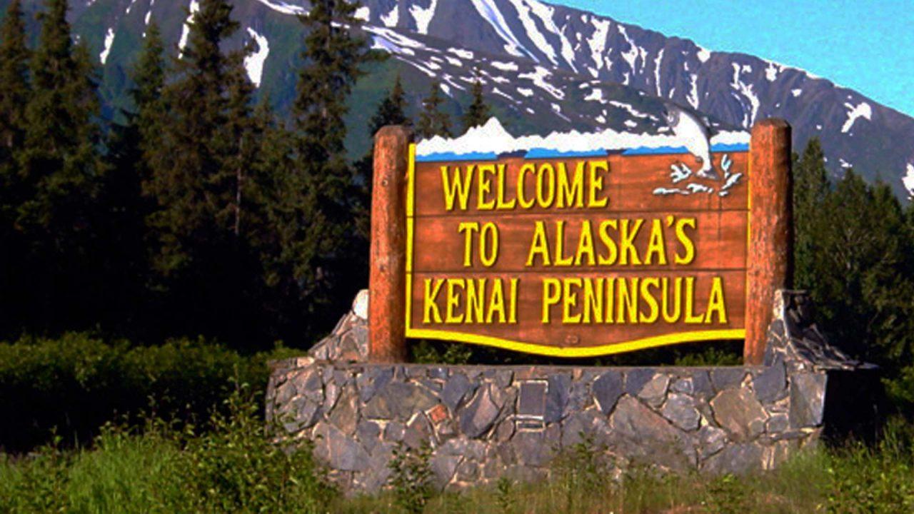 Kenai sign